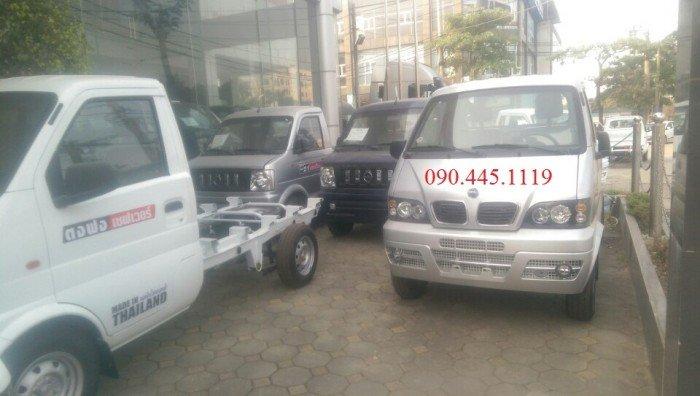 Xe tải DOngfeng thái lan 700kg, 500kg,