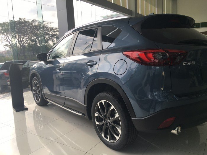 Mazda CX-5 2.5L 2WD 2017
