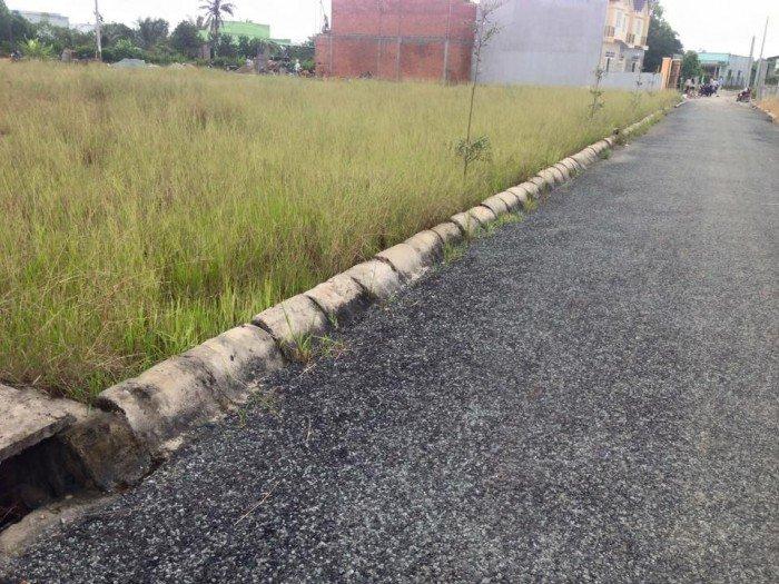 Bán đất mặt tiền tỉnh lộ 835B 120m2 SHR