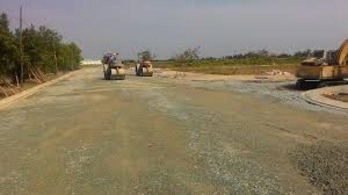 Đất mặt tiền đường 35m, đối diện nhà máy bia Saporo