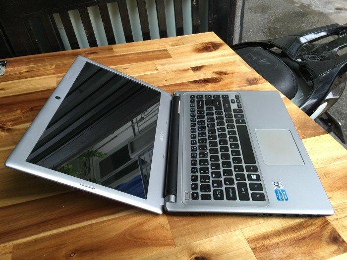 Laptop V5-471G, i5 3317, 4G, 500G, vga 1G, đẹp, giá rẻ