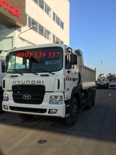 Hyundai ben 15t nhập khẩu nguyên chiếc