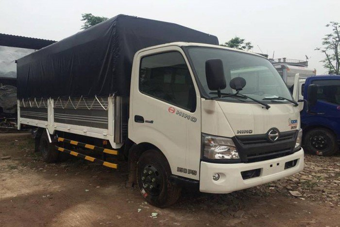 Hino Khác sản xuất năm 2017 Số tay (số sàn) Xe tải động cơ Dầu diesel