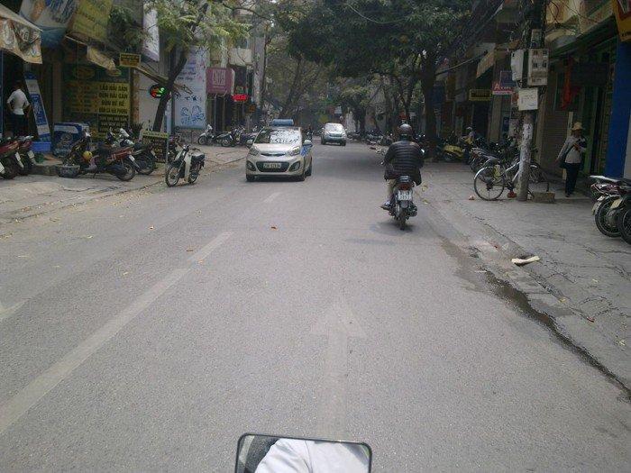 Đắc địa kinh doanh Nguyễn Ngọc Nại 50m2 MT 4.8m ô tô tránh.