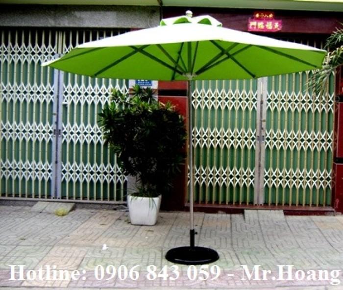 Ô dù che nắng, che mưa, dù cafe giá rẻ tại tphcm