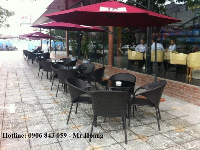 Bán dù cafe giá rẻ, dù che nắng giá rẻ, miễn phí vận chuyển2