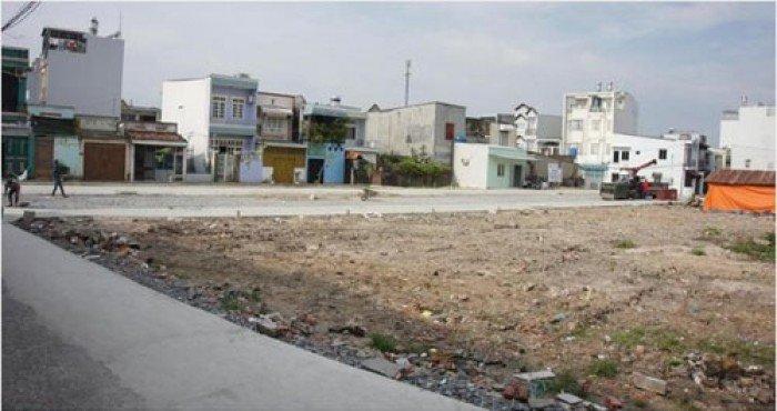 Bán đất mặt tiền đường Phan Văn Hớn, - DT 4.5x10m.