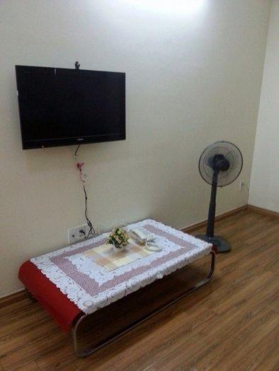 Cho thuê căn hộ chung cư Khánh Hội 2 Q.4 ,  dt 78m, 2 phòng  ngủ,