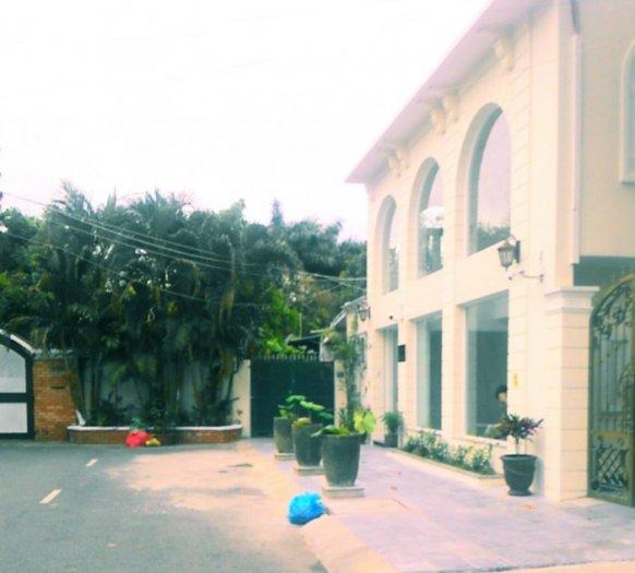 Bán Biệt Thự giá tốt 12x16m 2 tầng hẻm 7m Nguyễn Văn Trỗi, phường 01, quận Tân Bình