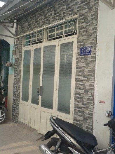 Nhà tại Hà Huy Giáp ngay Ngã tư ga, SHR, giá 770 triệu.