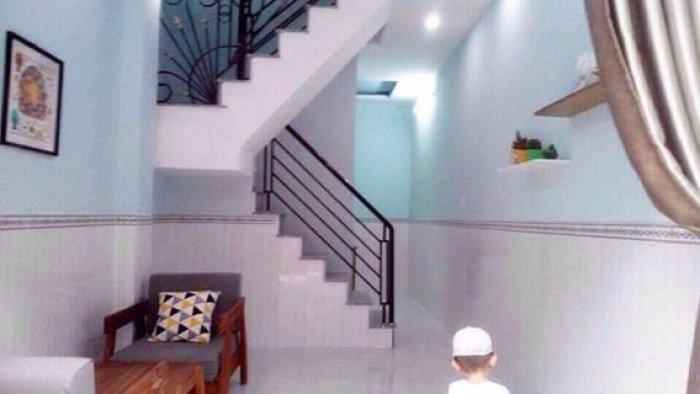 Bán nhà hẻm 6m, Thạnh Lộc 19, Quận 12, giá bán: 570 tr
