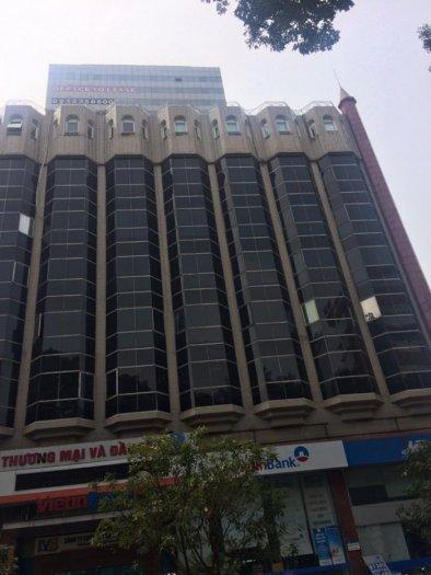 Bán tòa nhà lô góc 2 mặt phố Hàng Tre diện tích 120m2x 8 tầng, mt 20m giá 80 tỷ.