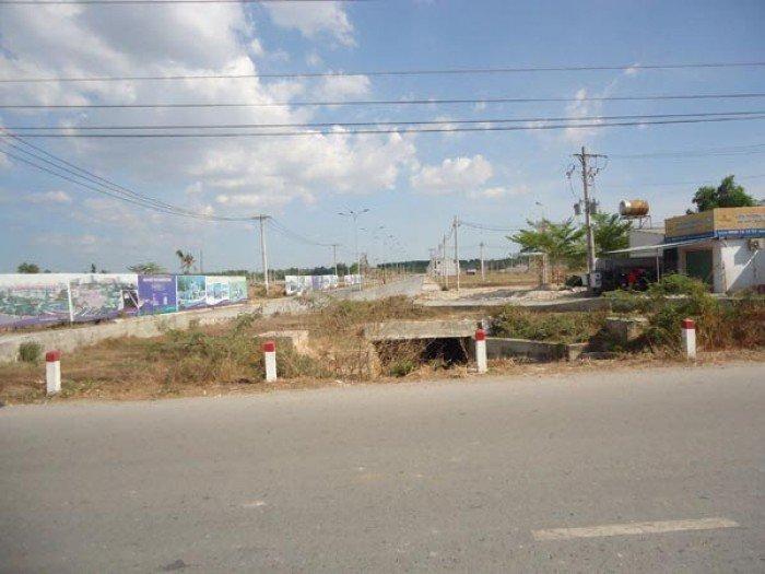 Cần bán lô đất mặt tiền đường 17.5m diện tích 307m2 giá 1.95 tỷ