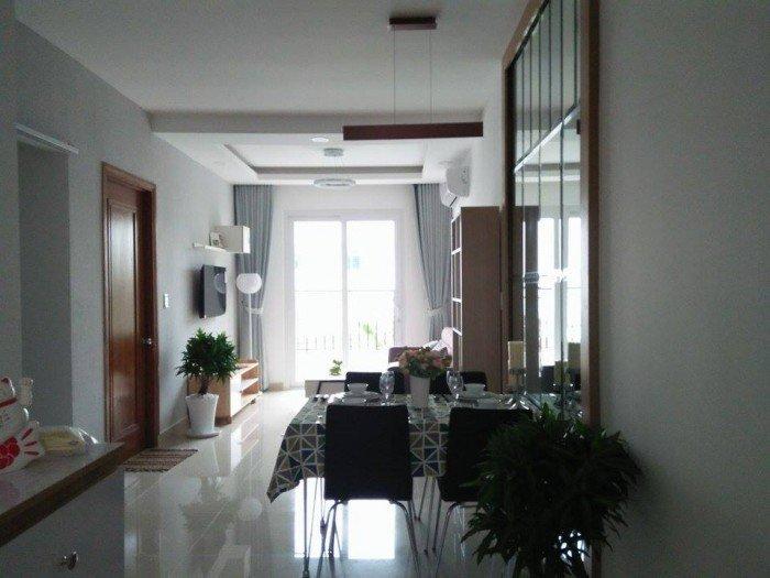Căn hộ 810triệu/ 2PN, 2WC-MT Võ Văn Kiệt, cách Q1 15phút. Giao full nội thất gỗ- BIDV hỗ trợ vay 70%
