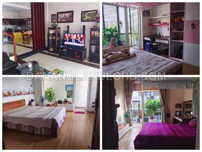 Nhà 3 phòng ngủ đầy đủ tiện nghi khu Hà Huy Tập