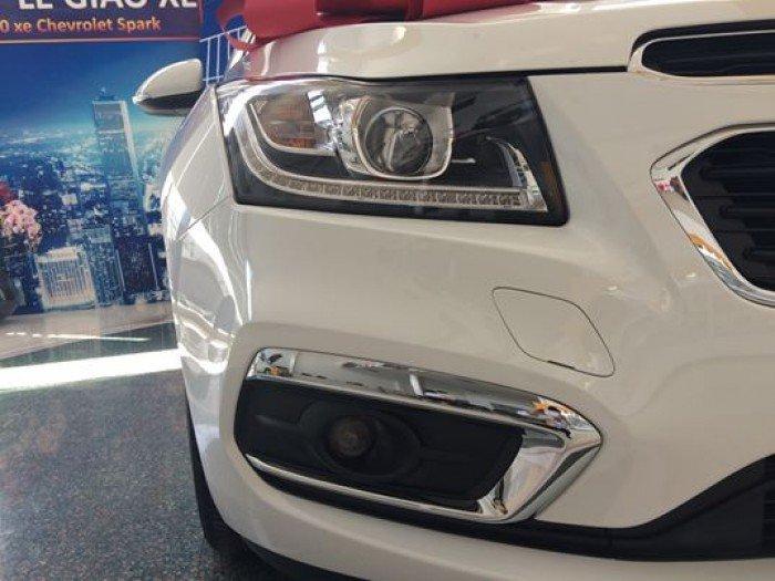 Chevrolet CRUZE 2017, Tặng ngay 50tr tiền mặt, hỗ trợ vay 100%, giá cực tốt 2