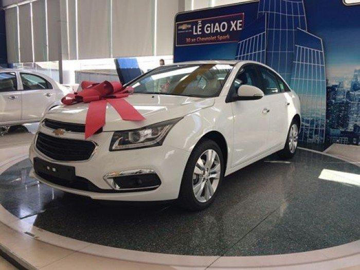 Chevrolet CRUZE 2017, Tặng ngay 50tr tiền mặt, hỗ trợ vay 100%, giá cực tốt 3