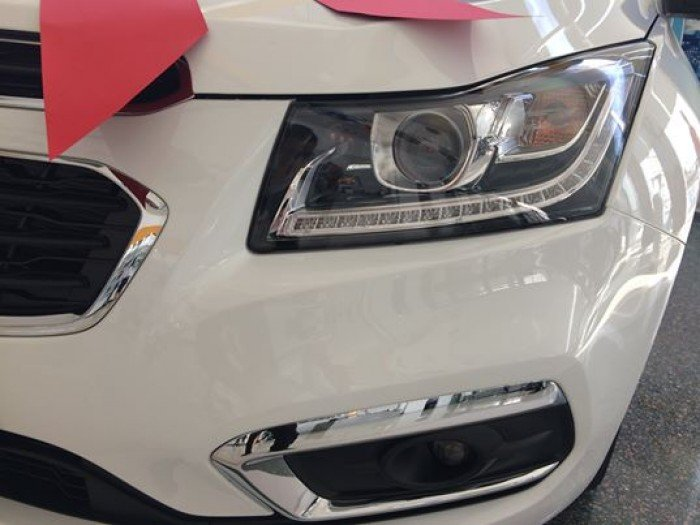 Chevrolet CRUZE 2017, Tặng ngay 50tr tiền mặt, hỗ trợ vay 100%, giá cực tốt 6