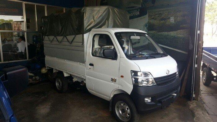 Xe tải nhỏ Veam 860kg thùng bạt 0