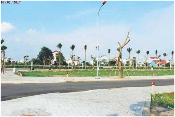 Đất THỔ CƯ (150m2),  Mặt tiền đường 53m -  Q2. xây dựng NGAY
