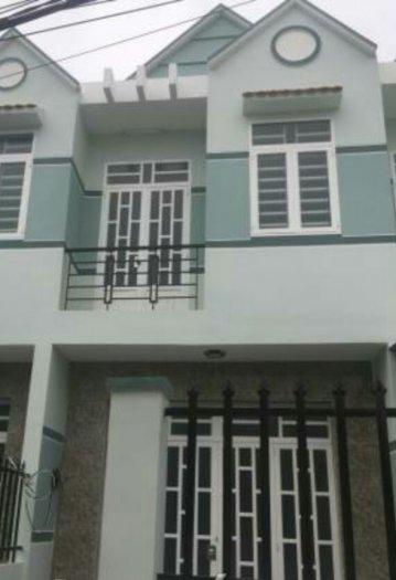 Bán Nhà đường QL50 DT 4 x 11m 1 trệt 1 lầu SHR_ QL50 ngã 3 Tân Kim