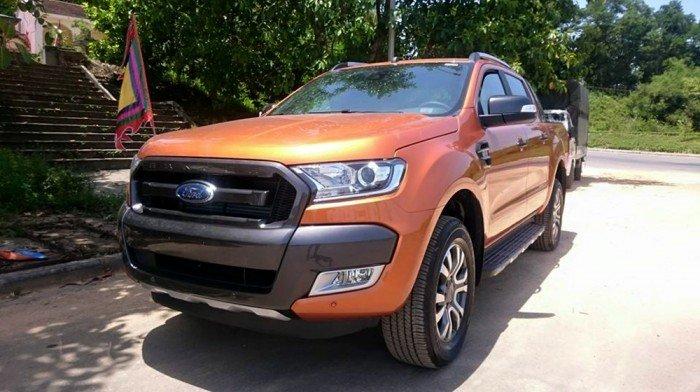 Bán Xe Ford Ranger Giao ngay Vay ngân hàng 80% giá trị xe