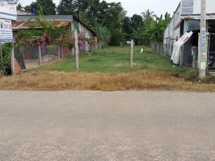 Bán lô đất thổ cư 100m2 đường Tân Long, Bình Chánh, giá 800 triệu