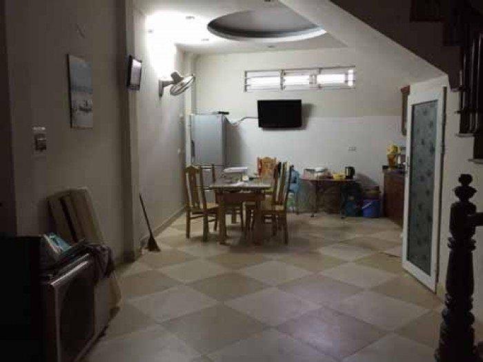 Cho thuê nhà riêng mặt ngõ tại Vũ Tông Phan-Khương Trung