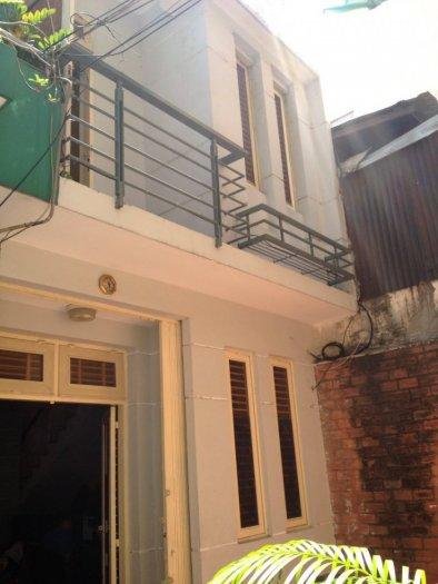 Nhà mới 2 lầu Vĩnh Viễn Q10 3.2x9.2m Giá 3.15 tỷ/tl