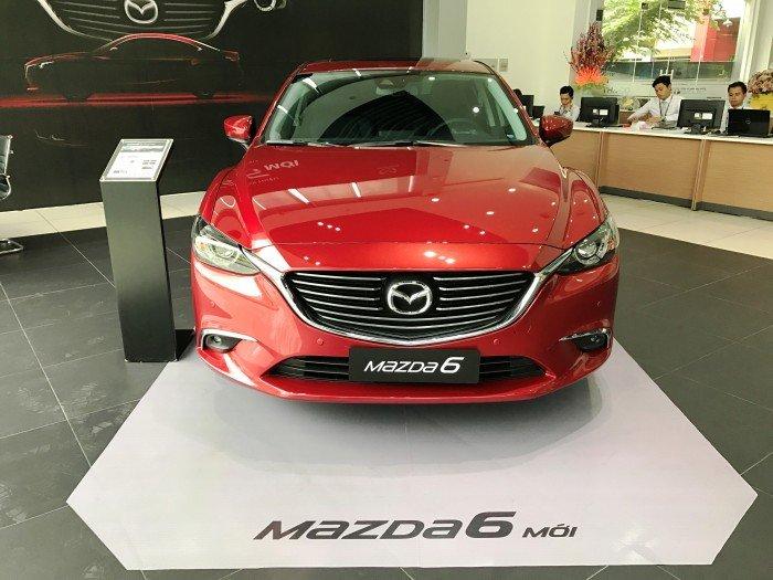 Giá xe Mazda 6 Premium - Tiện Nghi - Tính Năng An Toàn Cao - Giá Hợp Lý - Nhiều Màu - Vay Lên Đến 80%