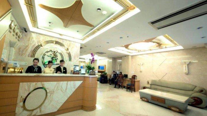 Bán gấp khách chuẩn sạn 3 sao 56 phòng gần vòng xoay chợ Bến Thành Quận 1