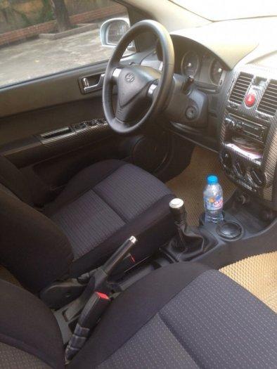 Gia đình cần bán xe hyundai Getz đời 2009, màu bạc, chính chủ, bản đủ 8