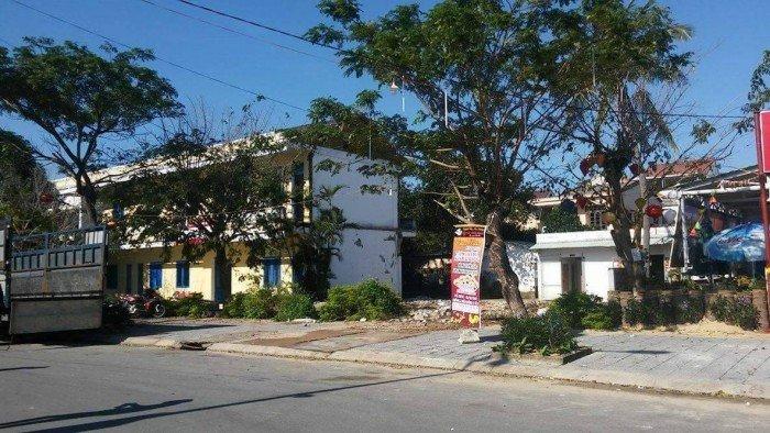 Lô đôi diện tích lớn xây khách sạn, villa