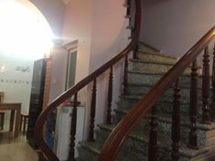 Cần sang nhượng nhà Minh Khai  45m2, 4 tầng, mặt tiền 4m, 2,85 tỷ, nhà mới ở luôn.