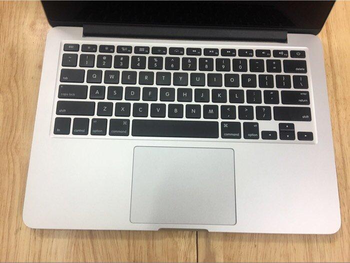 Macbook pro retina 13inch MGX82 - Model 2014 như mới1