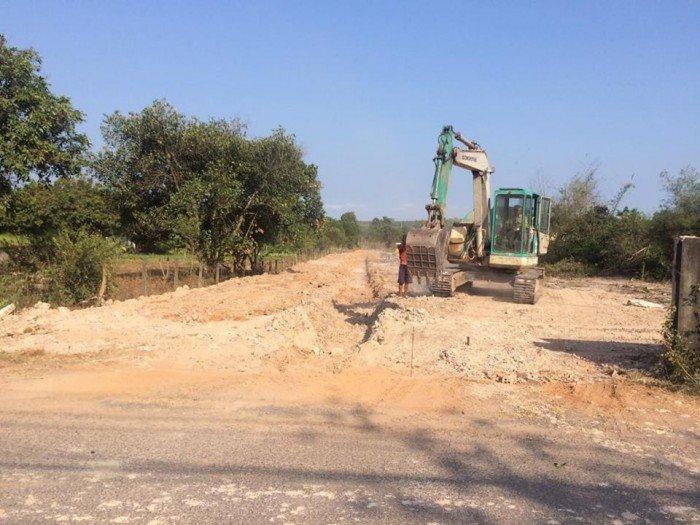 Đất thổ cư giá rẻ 200 triệu 90m2. ấp Thanh Bình, Lộc An, cách thị trấn Long Thành 3km.