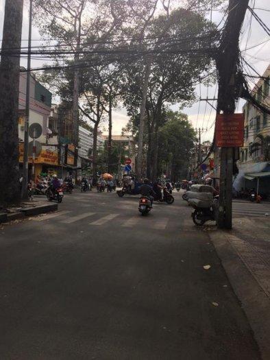 Nhà MT 5 tấm Nguyễn Chí Thanh Q5 4.2x21m 16.5 tỷ/tl