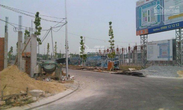 Gia đình chuyển về SG nên muốn sang lại 2 lô đất thổ cư trong Chợ Bến Cát 440tr/lô