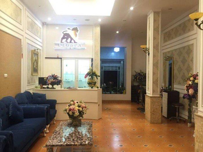 Sang Nhượng Spa Mặt phố Phù Đổng Thiên Vương;HBT;giá 650Tr;Dt100mx3.5T