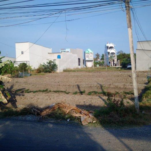 Bán đất bình chánh giá rẻ,MT trài nhựa Hóc Hữu giá 800k/m2