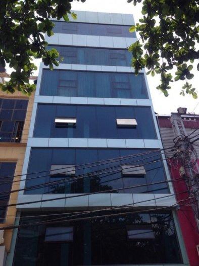 Bán nhà đẹp phố Trần Quốc Hoàn 56m, 6 tầng ô tô chạy vòng quanh 10.6 tỷ.