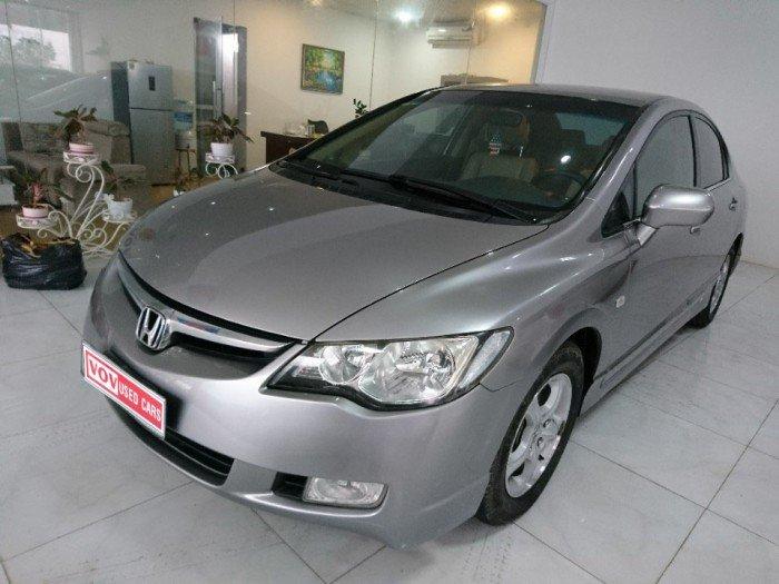 Honda Civic sản xuất năm 2006 Số tự động Động cơ Xăng