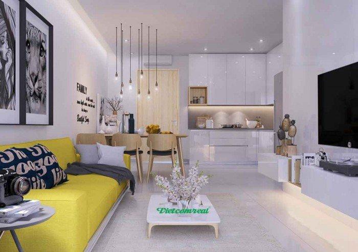 Bán căn hộ viva riverside trung tâm quận 6. Giá rẻ, đầu tư sinh lời. CK 8%, 3 năm phí quản lý
