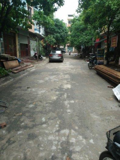 Bán đất thổ cư KDT Văn Quán, Hà Đông, 41m2,(2 mặt ngõ),Đường 4m, ôtô đỗ cửa (70tr/m2).
