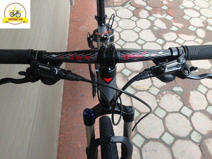 Xe đạp thể thao Galaxy ms4 phanh dầu thủy lực