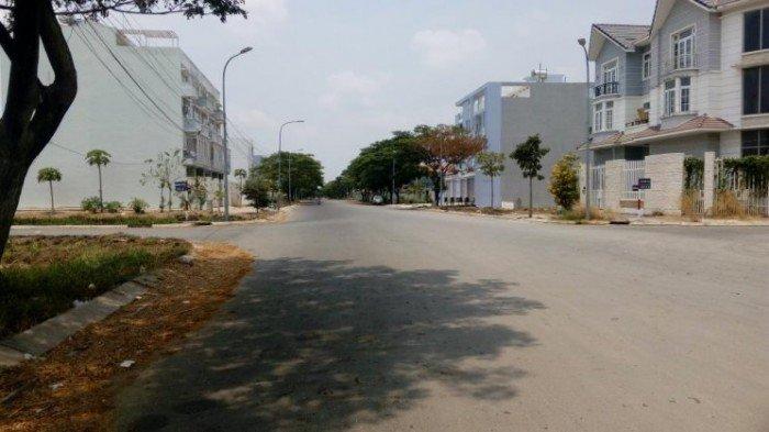 100 căn nhà phố Khang Điền duy nhất ở Trịnh Quang Nghị chuẩn bị mở bán vào tháng 4