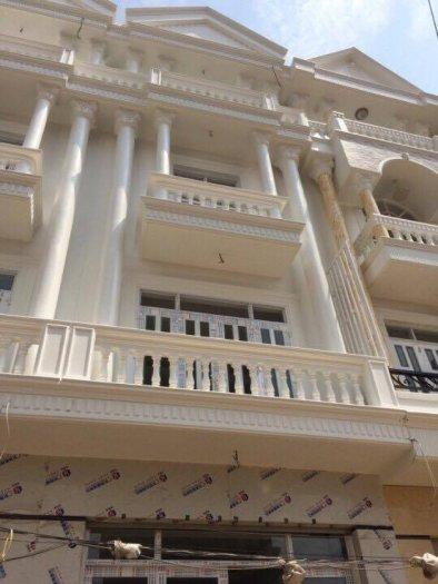 Bán nhà mới xây Đường Hoàng Quốc Việt, Phường Phú Mỹ, Quận 7, Tp.HCM diện tích 67m2 giá 3.95 Tỷ