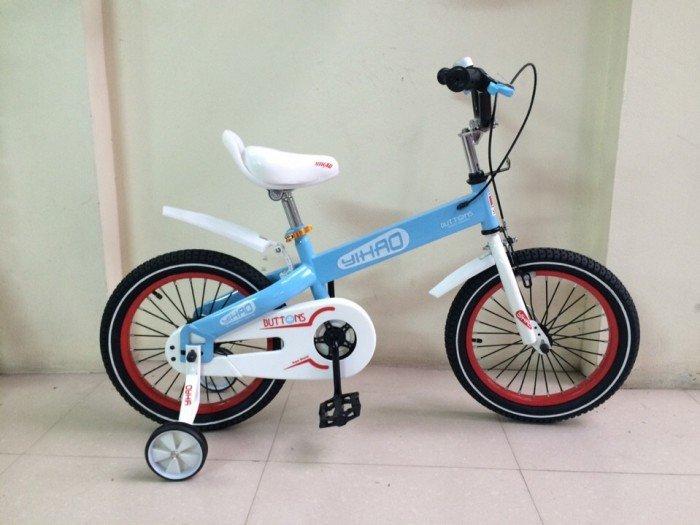 Xe đạp BUSTON dành cho trẻ em 4-7 tuổi