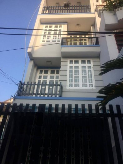 Cho thuê nhà hẻm xe hơi đường Đình Nghi Xuân, Q Bình Tân, 4x21m