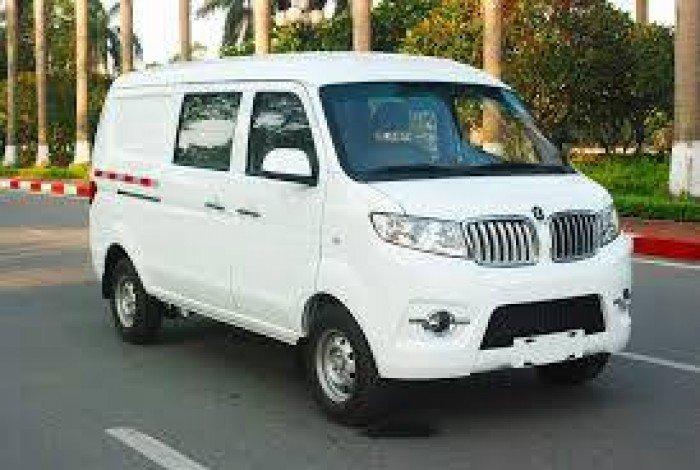 Xe ô tô tải VAN DONGBEN DBX30-V2,02 chỗ ngồi, tải trọng 950Kg
